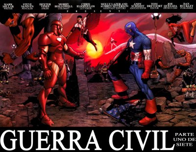 superheroes1 Civil War [73/73] (MARVEL)