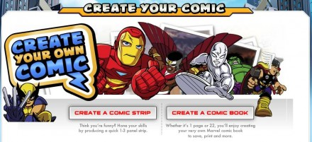 crear comic-marvel