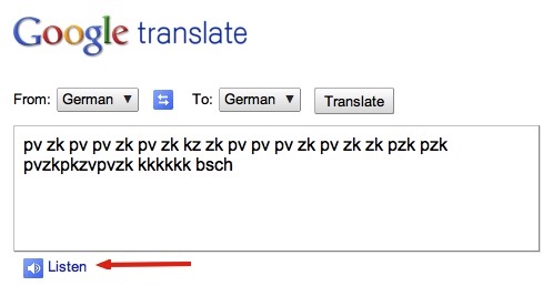Google-Translate