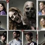 the walking dead cast wallpaper 2
