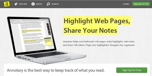 Annotary