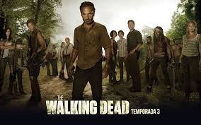 the walking dead temporada 3