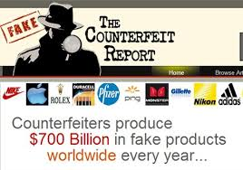 the counterfeit report