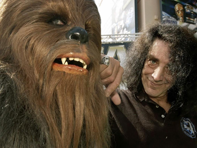 chewbacca episodio VII