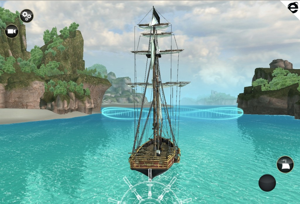 assassin´s creed pirates 1
