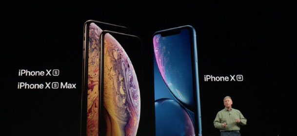 new family the iphones 2018